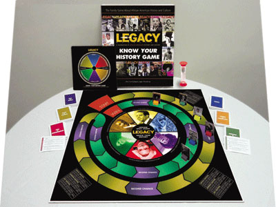 African American History Board Game